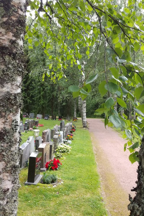Hakapellon hautausmaa