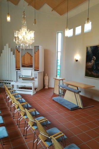 Seurakuntakeskuksen kappeli